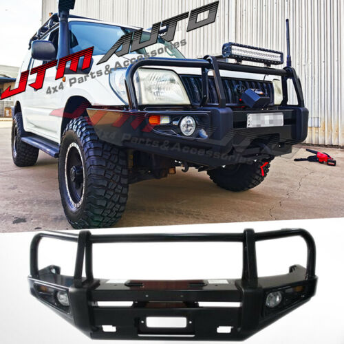ADR approved Bull Bar Winch Bar to suit Toyota Prado 90 Series 1996-2003