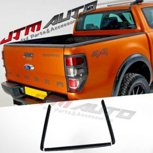 3 PCS RAIL GUARD CAP PROTECTOR COVER to suit Ford Ranger XLS XLT Wildtrak Raptor