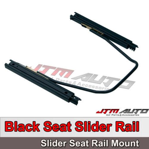 Universal Seat Slider Rail Track Kit Adjuster Mount Rail For Sports Racing Car