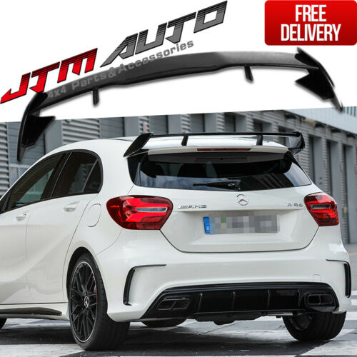 Gloss Black AMG Style GT Spoiler Wing to suit Mercedes Benz A-Class W176