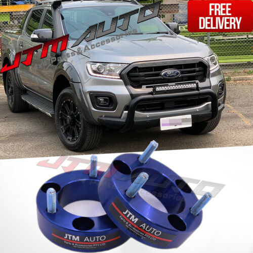 32mm Aluminium Shock Spacer Adapter Lift Up Kit to suit Ford Ranger PX3 2018+
