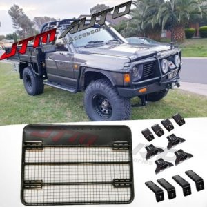 Heavy Duty Roof Rack Cage to suit NISSAN Patrol GQ GU 900x1250mm