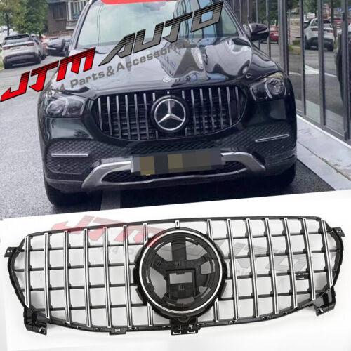 Chrome Black GT Bumper Grille Grill to suit Mercedes-Benz GLE V167 C167