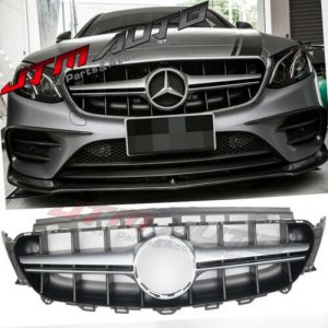 AMG Style Bumper Grill Grille to suit Mercedes E-Class W213 C238 2016-2020