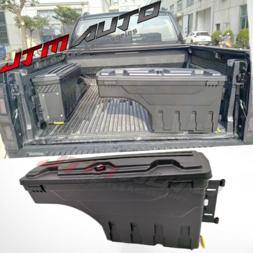 Smart Lockable Swing Lift out Case storage tool box to suit Ford Ranger PX Right