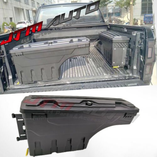 Smart Lockable Swing Lift out Case storage tool box to suit Ford Ranger PX Left