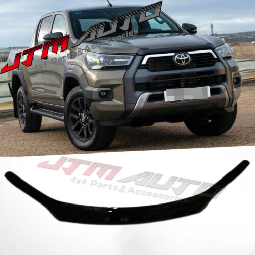 Bonnet Protector Guard suitable for Toyota Hilux N80 2021+ MY21