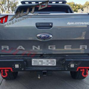 T-TEK Steel Rear Bar Bumper Sensor Compatible to suit Ford Ranger PX1 PX2 PX3